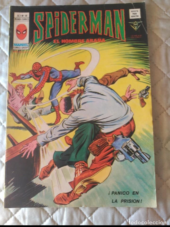 SPIDERMAN VOL.3 Nº46 (Tebeos y Comics - Vértice - V.3)