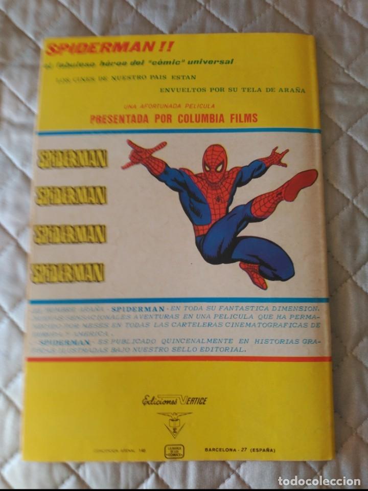 Cómics: Spiderman Vol.3 Nº46 - Foto 2 - 177680622
