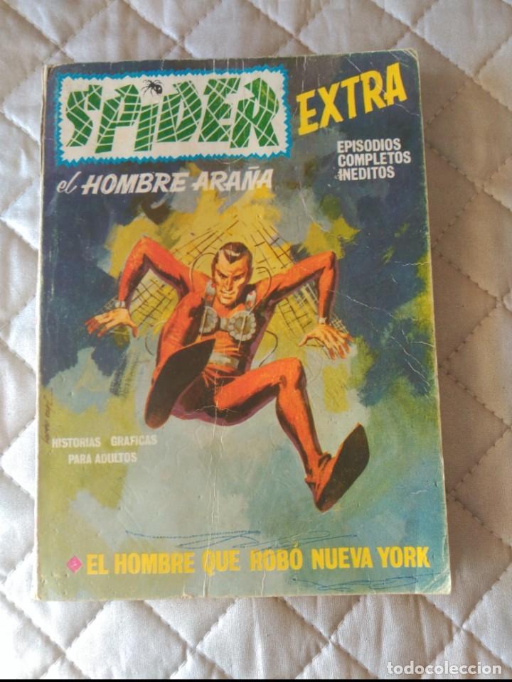 SPIDER Nº 20 TACO (Tebeos y Comics - Vértice - Fleetway)