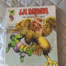 Cómics: LA MASA VOL.1 Nº 33. Lote 177719818
