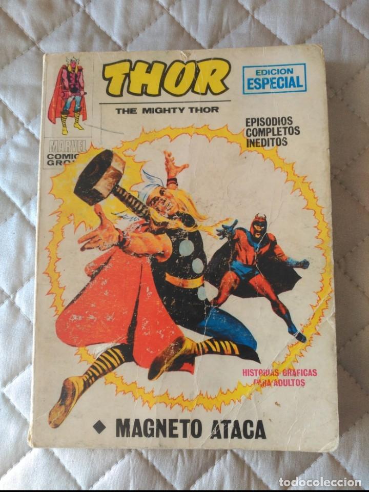 THOR VOL.1 Nº 13 VERTICE (Tebeos y Comics - Vértice - Thor)