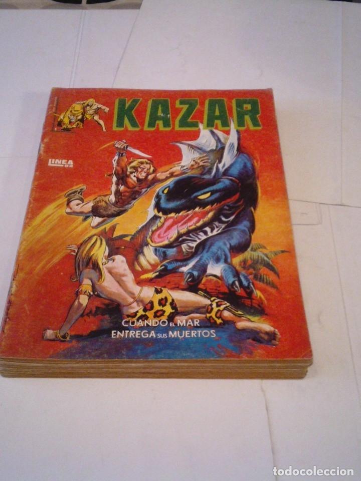 Cómics: KAZAR -VERTICE - COLECCION COMPLETA - BUEN ESTADO - SURCO - GORBAUD - CJ 112 - Foto 2 - 177736170