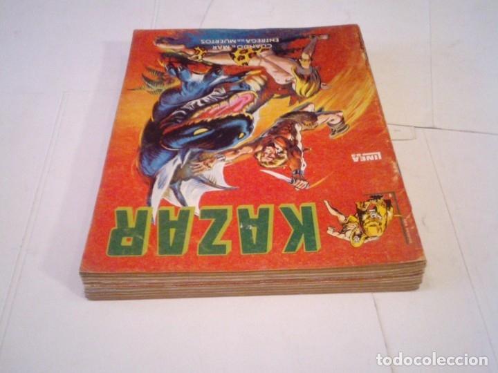 Cómics: KAZAR -VERTICE - COLECCION COMPLETA - BUEN ESTADO - SURCO - GORBAUD - CJ 112 - Foto 4 - 177736170