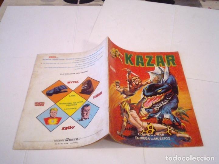 Cómics: KAZAR -VERTICE - COLECCION COMPLETA - BUEN ESTADO - SURCO - GORBAUD - CJ 112 - Foto 5 - 177736170