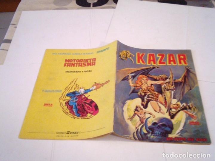 Cómics: KAZAR -VERTICE - COLECCION COMPLETA - BUEN ESTADO - SURCO - GORBAUD - CJ 112 - Foto 6 - 177736170