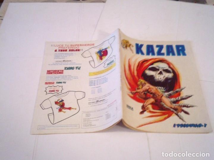 Cómics: KAZAR -VERTICE - COLECCION COMPLETA - BUEN ESTADO - SURCO - GORBAUD - CJ 112 - Foto 7 - 177736170