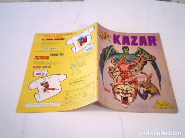 Cómics: KAZAR -VERTICE - COLECCION COMPLETA - BUEN ESTADO - SURCO - GORBAUD - CJ 112 - Foto 8 - 177736170