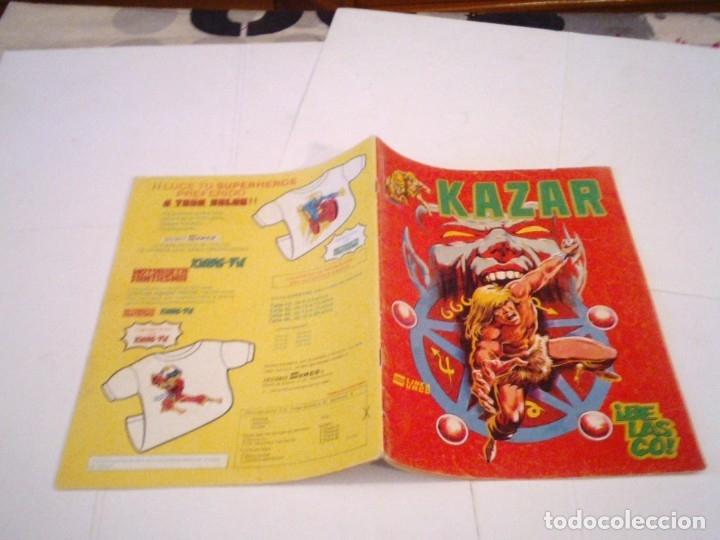Cómics: KAZAR -VERTICE - COLECCION COMPLETA - BUEN ESTADO - SURCO - GORBAUD - CJ 112 - Foto 10 - 177736170