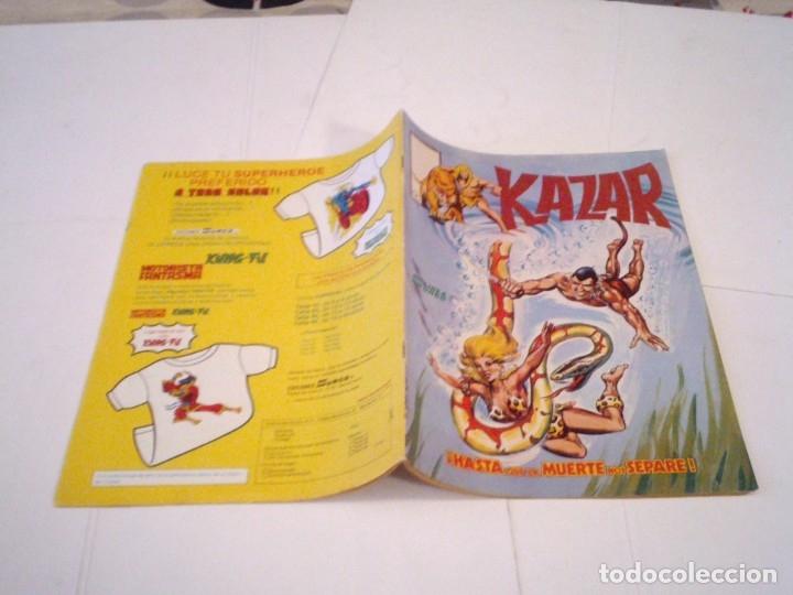 Cómics: KAZAR -VERTICE - COLECCION COMPLETA - BUEN ESTADO - SURCO - GORBAUD - CJ 112 - Foto 11 - 177736170