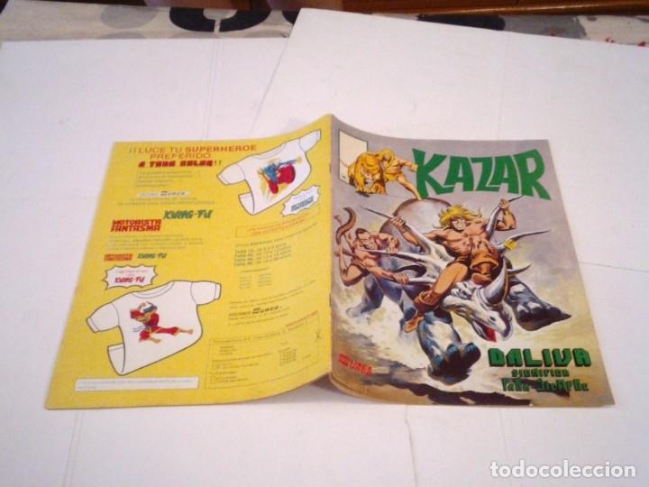 Cómics: KAZAR -VERTICE - COLECCION COMPLETA - BUEN ESTADO - SURCO - GORBAUD - CJ 112 - Foto 12 - 177736170