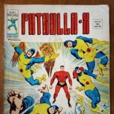 Cómics: PATRULLA-X VOL. 3 Nº 4 - VERTICE. Lote 176876559