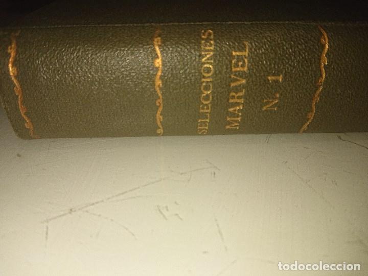 Cómics: SELECCIONES MARVEL ENCUADERNADOS EN TOMOS - PRIMEROS NUMEROS . LEER DESCRIPCION - Foto 2 - 177760179