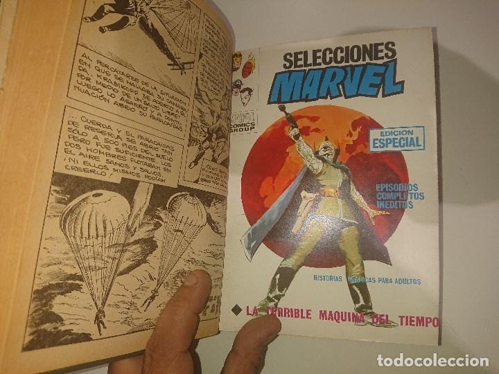 Cómics: SELECCIONES MARVEL ENCUADERNADOS EN TOMOS - PRIMEROS NUMEROS . LEER DESCRIPCION - Foto 4 - 177760179