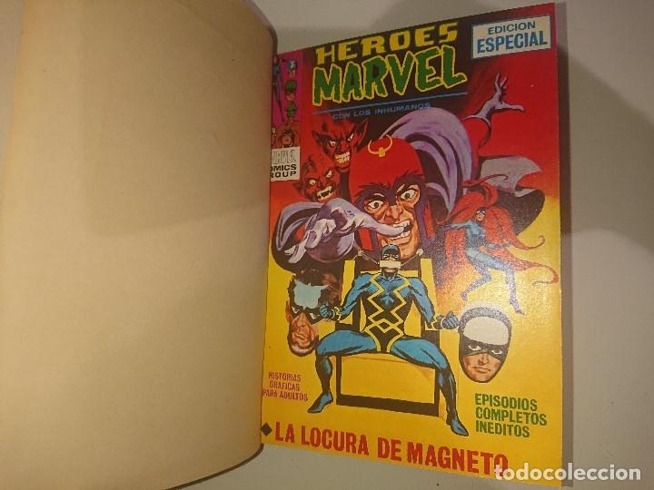 Cómics: SELECCIONES MARVEL ENCUADERNADOS EN TOMOS - PRIMEROS NUMEROS . LEER DESCRIPCION - Foto 11 - 177760179
