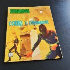 Comics : BUEN ESTADO SPIDERMAN 7 VERTICE GRAPA SPIDER LIJERO SIGNO DE HUMEDAD. Lote 177872253