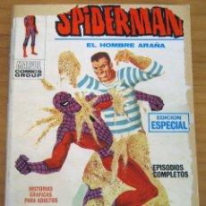 Cómics: SPIDERMAN - NÚMERO 2: EL EXTRAORDINARIO HOMBRE ARENA - AÑO 1969 - BUEN ESTADO. Lote 177956095