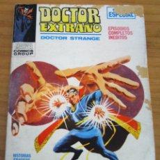 Fumetti: DOCTOR EXTRAÑO - NÚMERO 2: EL PRECIO ES LA TIERRA - AÑO 1970 - BUEN ESTADO. Lote 177957612