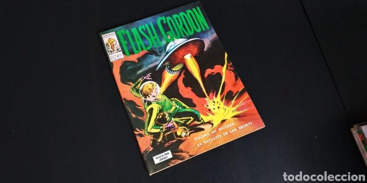DE KIOSCO FLASH GORDO 17 VERTICE VOL I (Tebeos y Comics - Vértice - Flash Gordon)
