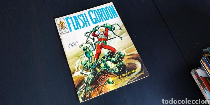 EXCELENTE ESTADO FLASH GORDO 13 VERTICE VOL I (Tebeos y Comics - Vértice - Flash Gordon)