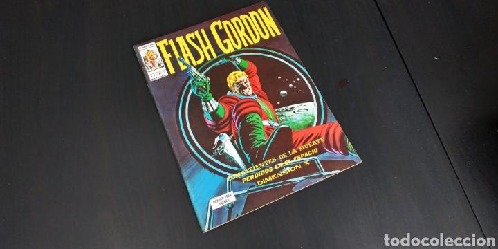 DE KIOSCO FLASH GORDO 22 VERTICE VOL I (Tebeos y Comics - Vértice - Flash Gordon)