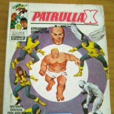 Cómics: PATRULLA X - NÚMERO 3: EL TERRIBLE SUPERHOMBRE - AÑO 1969 - BUEN ESTADO. Lote 178003400