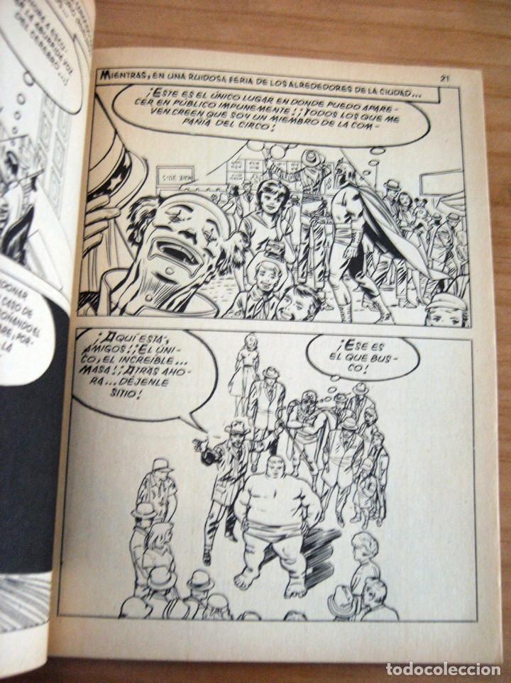 Cómics: PATRULLA X - NÚMERO 3: EL TERRIBLE SUPERHOMBRE - AÑO 1969 - BUEN ESTADO - Foto 5 - 178003400