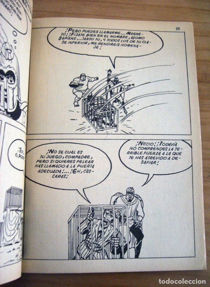 Cómics: PATRULLA X - NÚMERO 3: EL TERRIBLE SUPERHOMBRE - AÑO 1969 - BUEN ESTADO - Foto 6 - 178003400