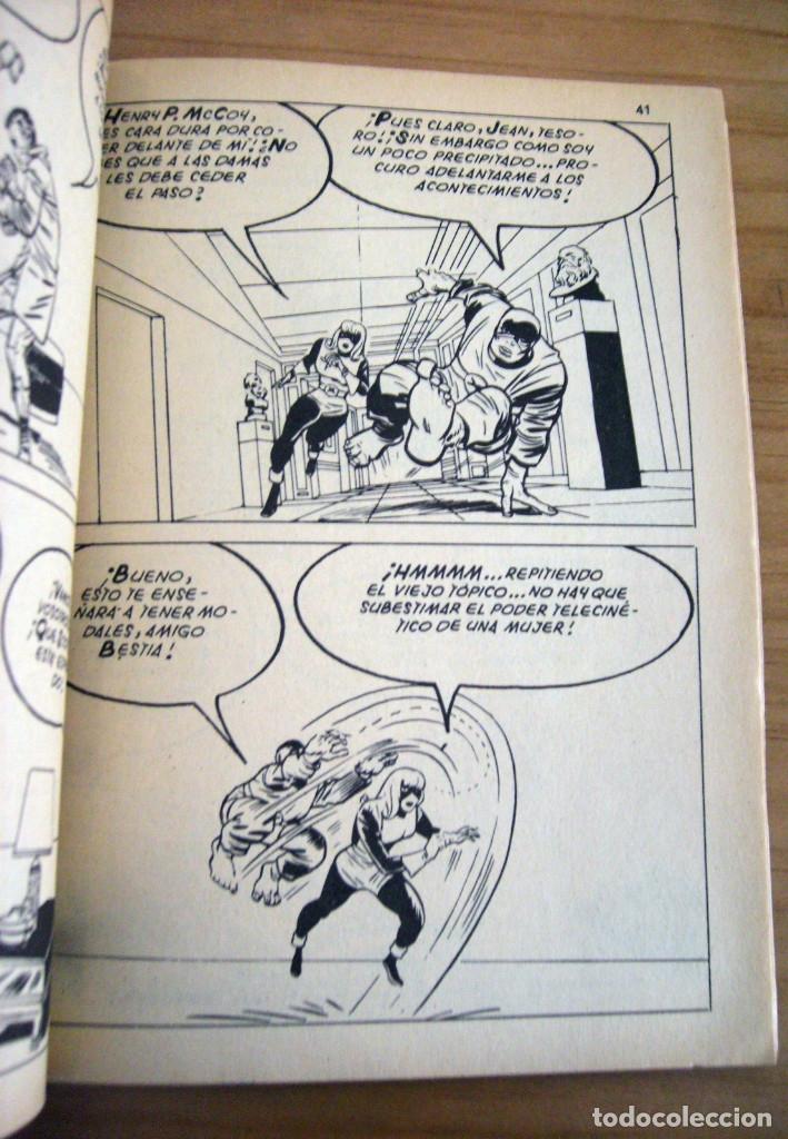 Cómics: PATRULLA X - NÚMERO 3: EL TERRIBLE SUPERHOMBRE - AÑO 1969 - BUEN ESTADO - Foto 8 - 178003400