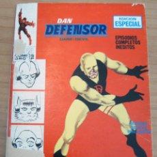 Cómics: DAN DEFENSOR - NÚMERO 5: MIENTRAS LA CIUDAD DUERME - AÑO 1969 - BUEN ESTADO. Lote 178004360