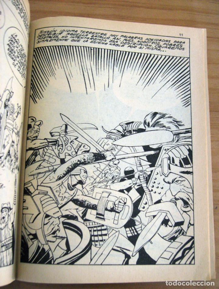 Cómics: THOR - NÚMERO 8: LA HISTORIA DE LOKI, EL PERVERSO - AÑO 1971 - BUEN ESTADO - Foto 2 - 178005312