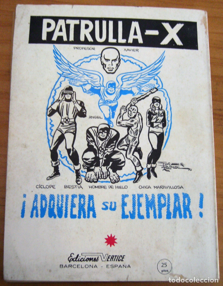Cómics: THOR - NÚMERO 8: LA HISTORIA DE LOKI, EL PERVERSO - AÑO 1971 - BUEN ESTADO - Foto 8 - 178005312
