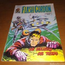 Cómics: FLASH GORDON, VOL.2 NÚMERO 7 LOS VIAJEROS DEL TIEMPO, VÉRTICE, CÓMICS - ART. Lote 178103610