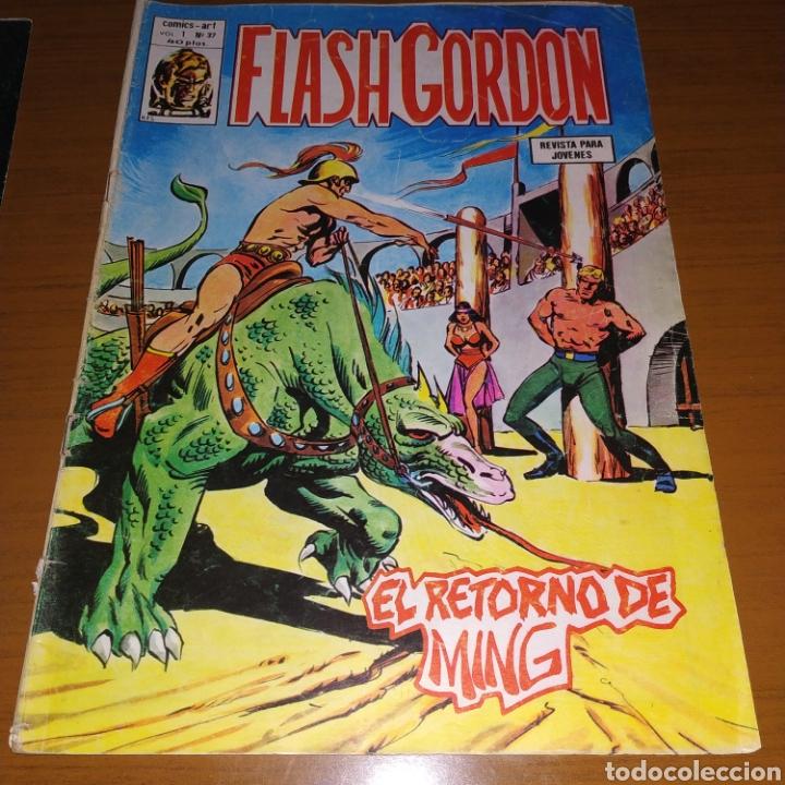 Cómics: LOTE FLASH GORDON, VOL.1 VÉRTICE, CÓMICS ART - Foto 2 - 178104669