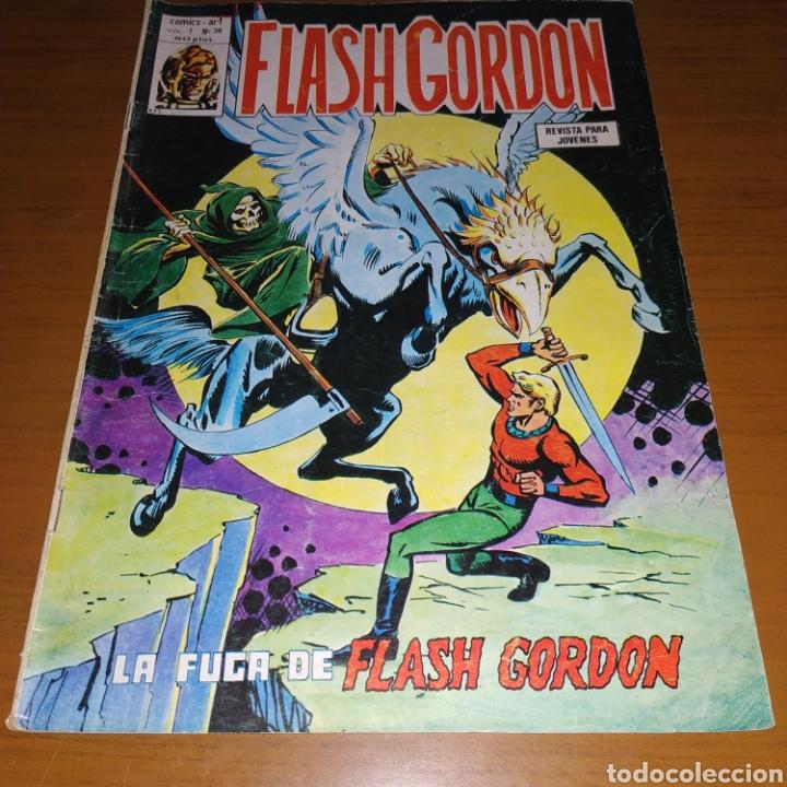 Cómics: LOTE FLASH GORDON, VOL.1 VÉRTICE, CÓMICS ART - Foto 4 - 178104669