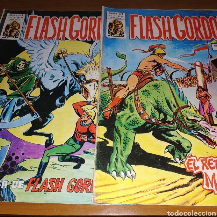 LOTE FLASH GORDON, VOL.1 VÉRTICE, CÓMICS ART (Tebeos y Comics - Vértice - Flash Gordon)
