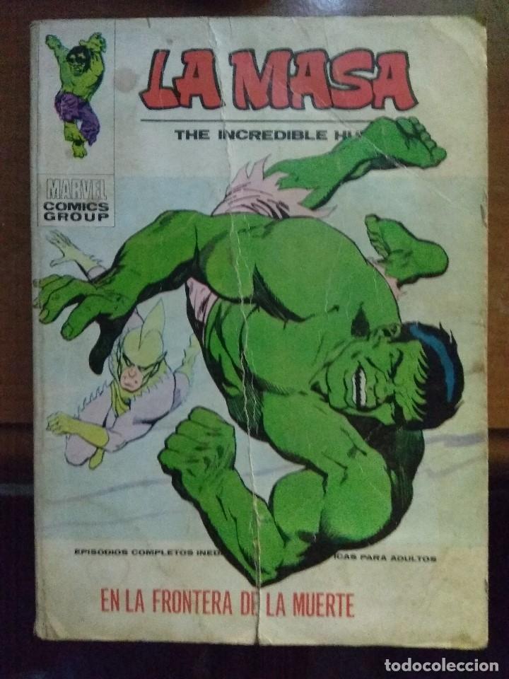 LA MASA Nº 29 - VÉRTICE TACO (Tebeos y Comics - Vértice - La Masa)