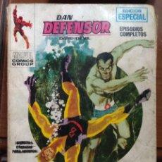 Comics : DAN DEFENSOR Nº 4 - VÉRTICE TACO. Lote 178174371