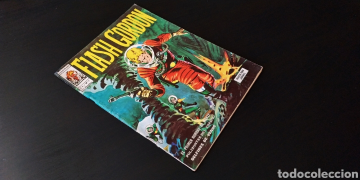 MUY BUEN ESTADO ESTADO FLASH GORDO 18 VERTICE VOL I (Tebeos y Comics - Vértice - Flash Gordon)
