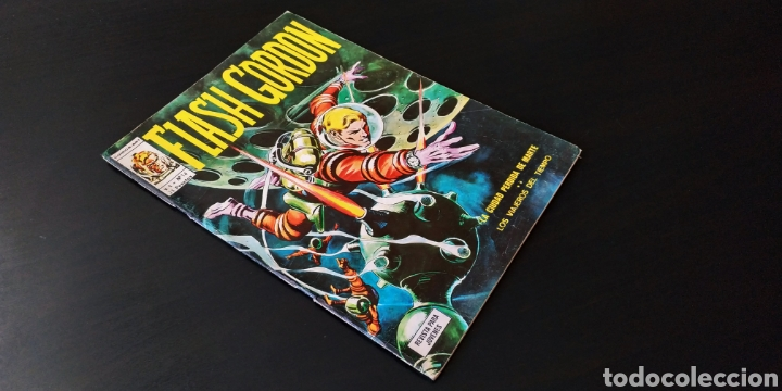 MUY BUEN ESTADO ESTADO FLASH GORDO 14 VERTICE VOL I (Tebeos y Comics - Vértice - Flash Gordon)