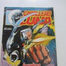 Cómics: CABALLERO LUNA Nº 8 BUSCADORES DE PIEDRAS . 1981 LINEA SURCO / VERTICE 1983 BUEN ESTADO C28. Lote 178254343