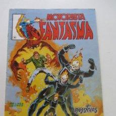Cómics: MOTORISTA FANTASMA - N°9 - MONSTRUOS LINEA SURCO / VERTICE 1983 BUEN ESTADO C28. Lote 178254586