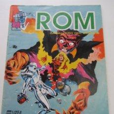 Cómics: ROM CABALLERO DEL ESPACIO Nº 6 LINEA SURCO / VERTICE 1983 C28. Lote 178255675