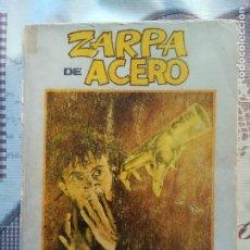 Cómics: ZARPA DE ACERO V 1 Nº 1 384 PAGS. Lote 178260956
