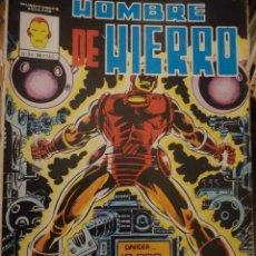 Cómics: EL HOMBRE DE HIERRO NÚMERO 3. Lote 178312098