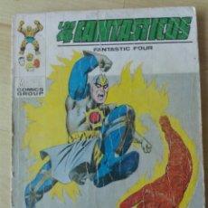 Cómics: LOS 4 FANTÁSTICOS Nº 60. VERTICE VOLUMEN 1. Lote 178349656