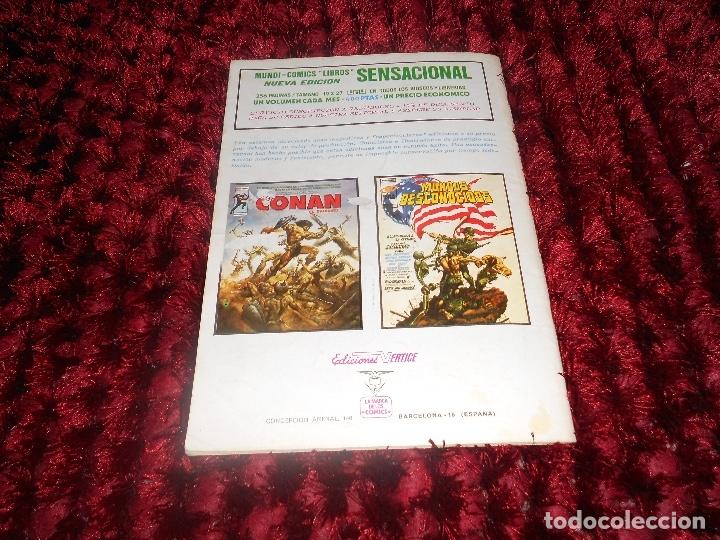 Cómics: SPIDERMAN VOL. 3 Nº 37 MUNDI COMICS VERTICE MARVEL VOLUMEN CAIDA MORTAL - Foto 5 - 178371907
