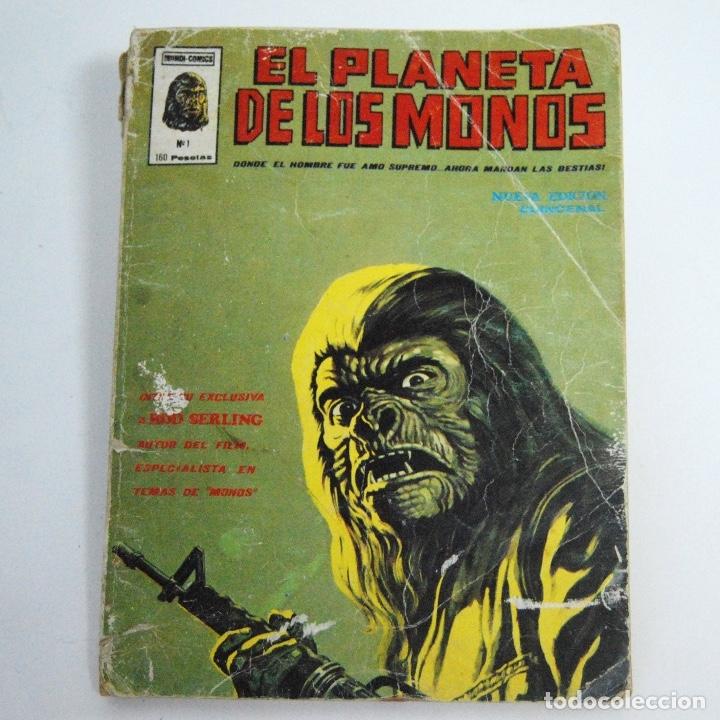 COMIC EL PLANETA DE LOS MONOS V.1 - Nº2 - RELATOS SALVAJES (Tebeos y Comics - Vértice - Relatos Salvajes)