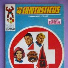 Cómics: LOS 4 FANTASTICOS Nº 11 VERTICE TACO¡¡¡¡ BUEN ESTADO !!!!. Lote 178620172