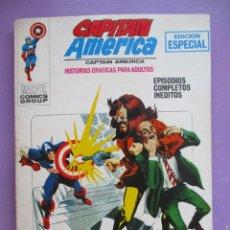 Cómics: CAPITAN AMERICA Nº 8 VERTICE TACO ¡¡¡¡ BUEN ESTADO !!!!. Lote 178622040