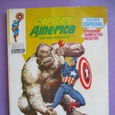 Cómics: CAPITAN AMERICA Nº 17 VERTICE TACO ¡¡¡¡ BUEN ESTADO !!!!. Lote 178622220